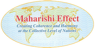 Maharishi Effect: Creating Coherence and Harmony at the Collective Level of Nations